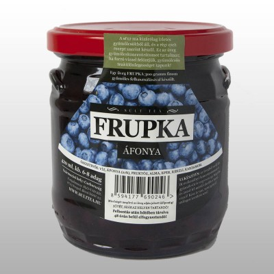 Frupka Áfonya 420 ml