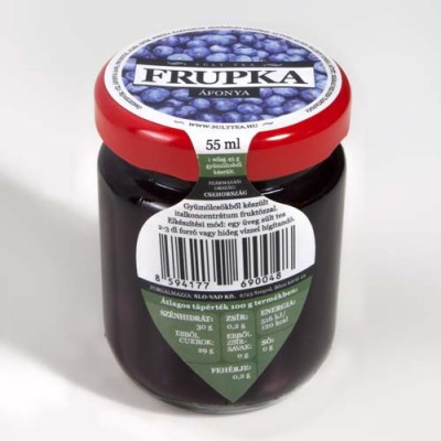 Frupka Áfonya 55 ml