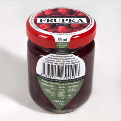 Frupka Málna 55 ml